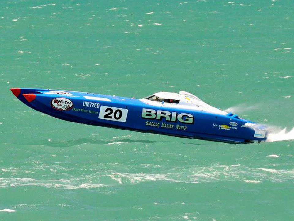Brig Offshore Racing
